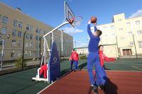 Подробнее: Солнце, воздух… и баскетбол